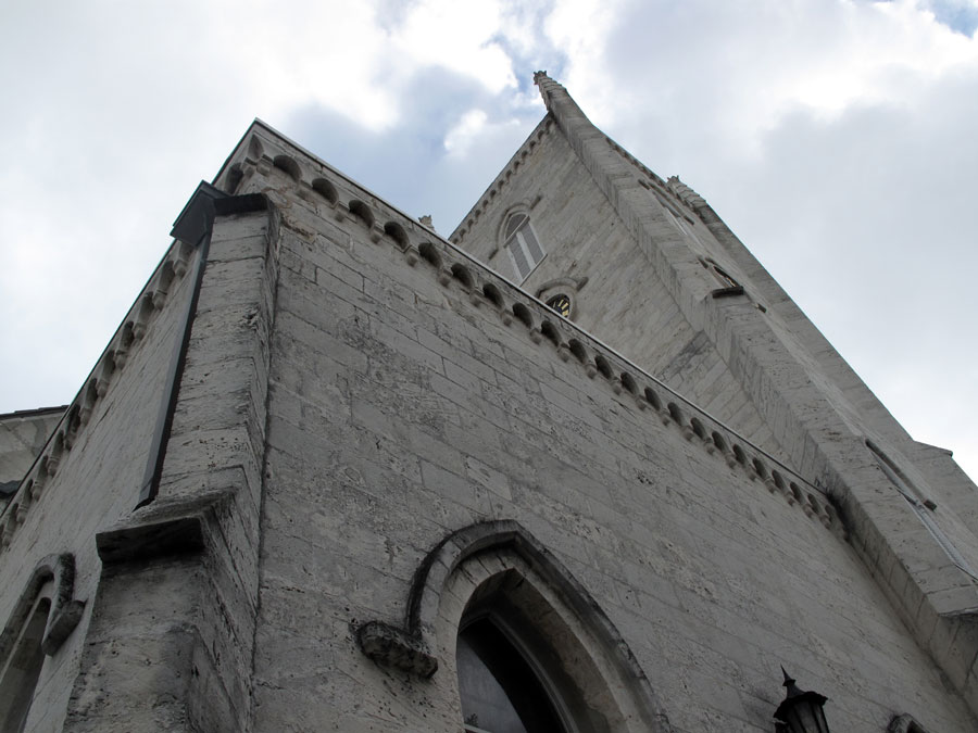 Tru Bahamian Food Tours - Tru Bahamian Food Tours - Christ Church Cathedral