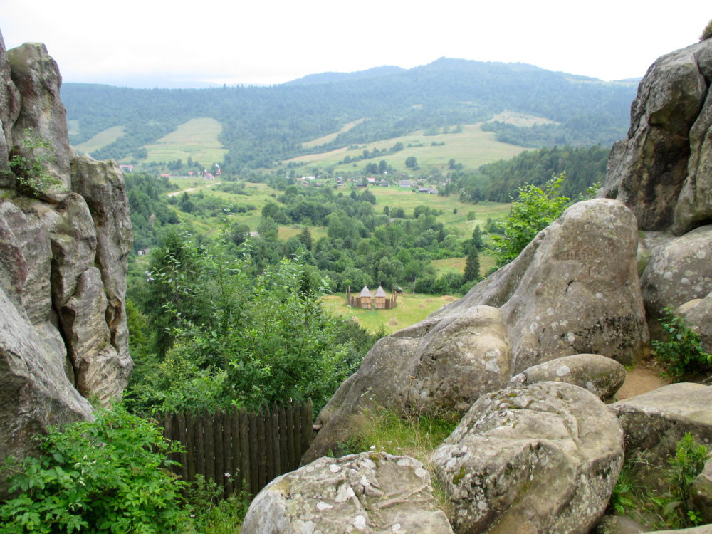 Travel Lviv: Carpathian Mountain Fort