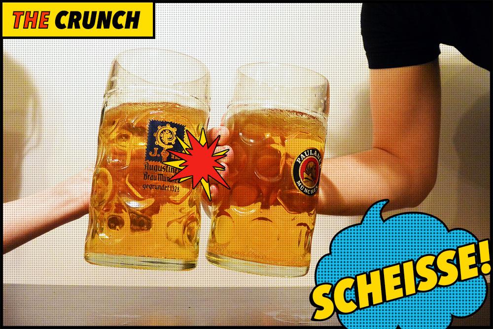 Oktoberfest Prost: The CRUNCH