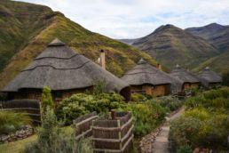South Africa Road Trip Lesotho Maliba Lodge Rooms